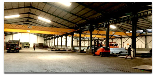 Distributor besi baja stainless di Surabaya